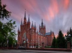 Храм католиков